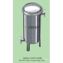 Industrial Stainless Steel 0.2 Micron Water Filter