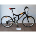 "24"" Steel Frame Mountain Bike (CZ2405)"