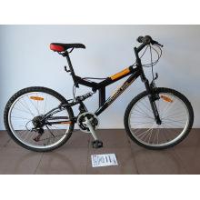 """24 """"bicicleta de montanha de armação de aço (cz2405)"""