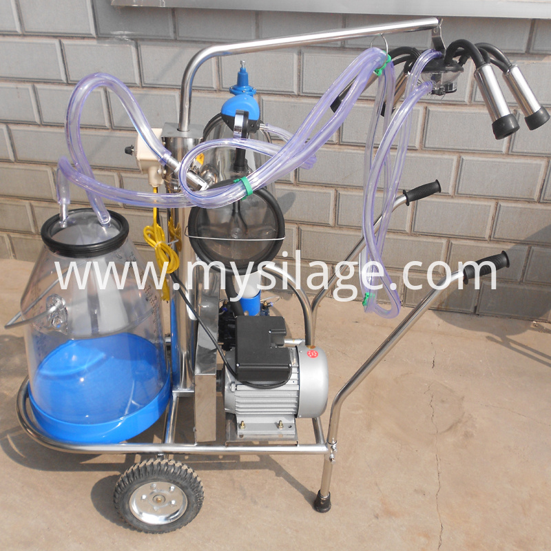 PVC Bucket Milking Machine