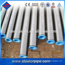 High quality single zinc coated steel pipes for oil or gas
