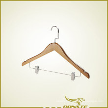 Pear Wood Clothes Hanger for Hotel