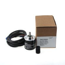 Yumo E6b2-Cwz6c 500PPR 5V 24V DC codificador de posición de encoder rotativo incremental