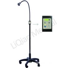 led medical gooseneck mobile examination light