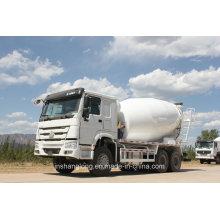 HOWO 336HP 9m3 Cement Mixer (ZZ1257N3641W)
