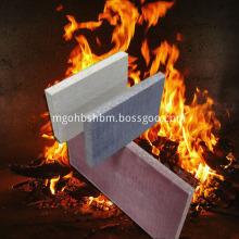 Fireproof Moistureproof Decorative Wall Panel 6mm MgO Board