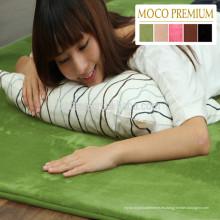 corredor de pasillo Alfombra de moqueta de color de cambio de alfombra de respaldo de color