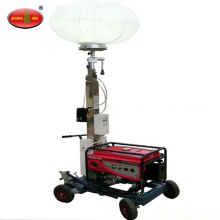 Construction Equipment Portable LED Balloon Light Towers