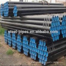 Tubo de acero revestido cemento caliente de venta