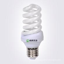 Bulbo de poupança de energia espiral completo do tubo de vidro 20W do Tri-Fósforo