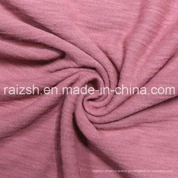Tecidos de malha da moda, tecidos de bambu CVC, Jersey