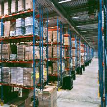 Warehouse Palettenregal mit Puder beschichtet
