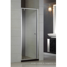 Porta de vidro moderada Hb-P900 do chuveiro do pivô do projeto simples