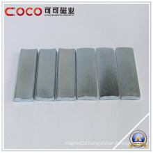 Permanent Neodymium Magnet NdFeB Magnet Block Magnet 48h 100X10X10mm