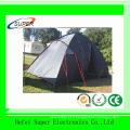 Tente de camping en polyester imperméable chaude pour 6 personnes