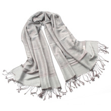 Hot Selling Viscose Echarpe Jaquard Shawl Long Hijab Scarf wrap