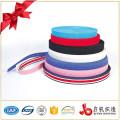 China gefärbtes gestricktes elastisches Band des Knopflochs für Kleidung