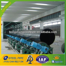 ASTM anti corrosion steel tube