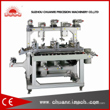Plastic Pet, PVC, PP, PE, HDPE Film and Tape Multilayer Auto Laminator Machine