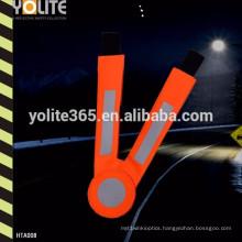 Ht004 Hot Sales Yellow Reflective Safety Men Vest
