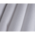 Good Color Fastness White Fabric 100% Polyester Fabric