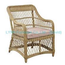 Freizeit Möbel Wicker Stuhl Rattan Single Sofa