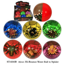 65mm Spider bola de rebote de agua