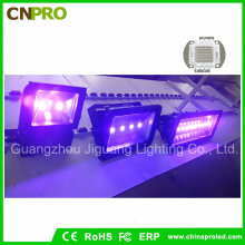 10watt / 20watt / 30watt / 50watt 380nm 390nm 395nm 400nm UV LED Flutlicht für das Aushärten