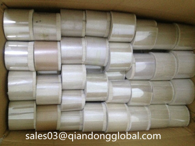 51mm White Goat Hair لماكياج فرشاة