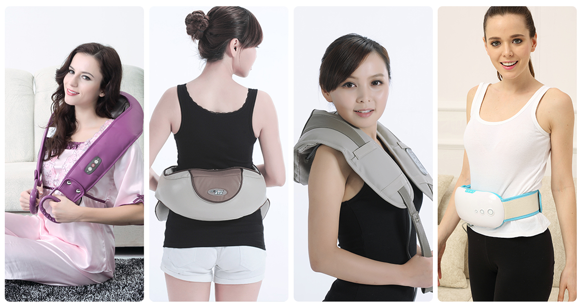 Shiatsu Massage Belt