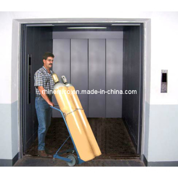 Hydraulic freight elevator and cargo lift ISO9001