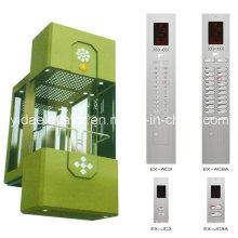 Full Collective Selective Observation Elevator From Professional Elevator Manufacturer
