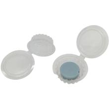 Klarer transparenter Wachsschmelzpackungsbehälter