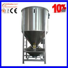 El precio del mezclador plástico virgen / reciclado de las materias primas del PE con el secador