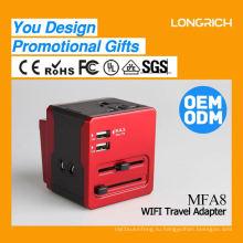 Самый инновационный адаптер адаптера USB, универсальный адаптер 15v 400ma