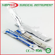 HENSO scalpel with plastic handle