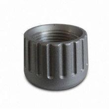 Partie de coulée sous pression avec usinage CNC