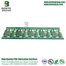FR4 Tg180 Multilayer PCB Alta Tg