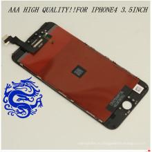 для Apple, iPhone 4 ЖК купить Мобильные телефоны, сделанные в Китае