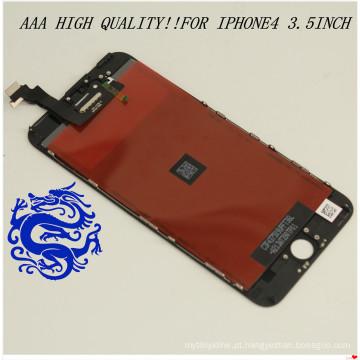 para a Apple iPhone 4 LCD comprar telefones celulares fabricados na China