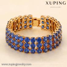 71746-Xuping bijoux mode femme Bracelet avec plaqué or 18 carats