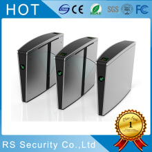 Automatic Turnstile IR Sensor Flap Barrier Gate