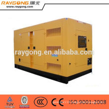 generator set 500kva silent canopy automatic start with ATS
