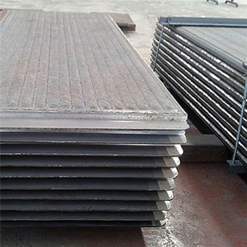 Wear Composite Plates Hardfacing Bimetal Hardness Customized