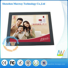 square TFT 15 inch lcd monitor with hdmi input