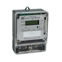 Einphasige IC-Karte / RF-Karte betriebene wiederaufladbare Prepaid Electric Meter