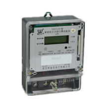 Single Phase IC Card/RF Card Operated Rechargeable Prepaid Electric Meter
