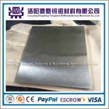 Fabrication professionnelle L> 99,95% Feuille de tungstène 0.1mm