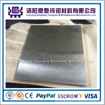 Профессиональное изготовление в W>99.95% Вольфрамовой фольги 0,1 мм