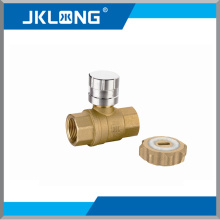 Lockable Brass Ball Valve for Drinking water